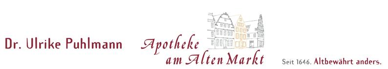 Apotheke am Alten Markt - Seit 1646. Altbewährt anders.