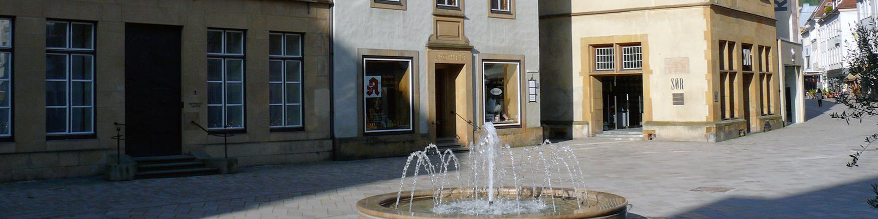 Apotheke am Alten Markt - Außenansicht