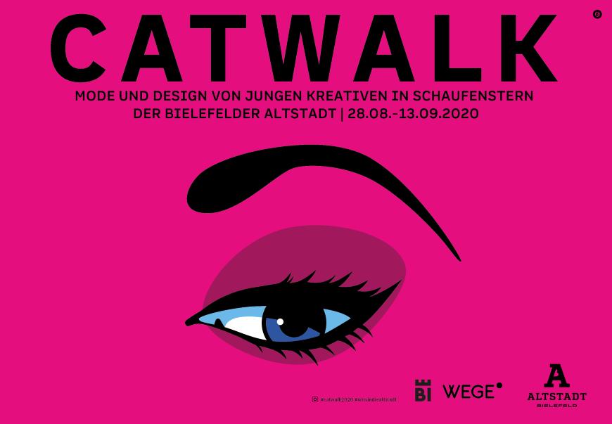 Anzeige - Catwalk - Bielefelder Altstadt